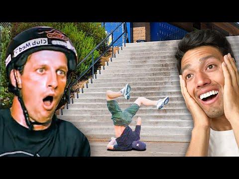 10 Tricks that Changed Skateboarding Forever