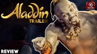 Aladdin Trailer Review http://festyy.com/wXTvtSPraveen KS  | Disney | Will Smith | Naomi Scott |