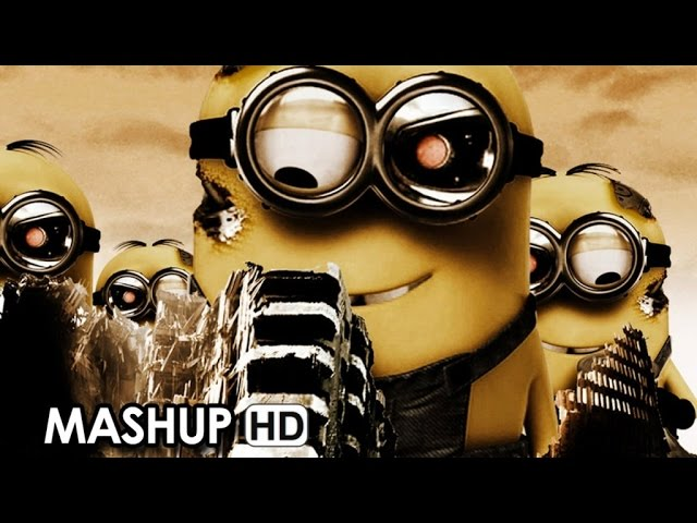 The Minions Meet Terminator Genisys Trailer Mashup (2015) HD