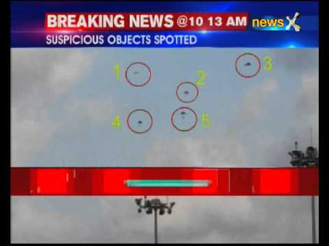 Suspicious objects spotted at Mumbai airpot on Saturday