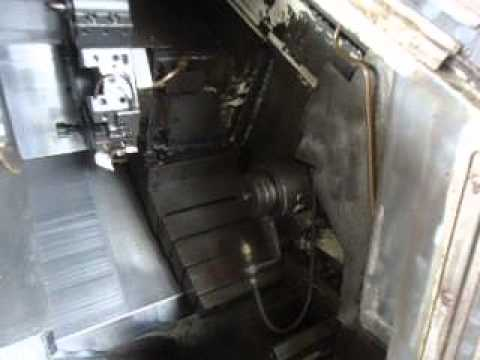 Used Japanese CNCMachining centre Mori Seiki SL 200 for sale from vietnam