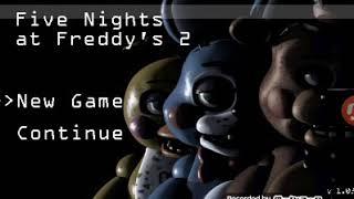 Прохожу игру 5 ночей с Фредди 1 ночь 1 попеда