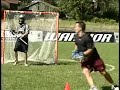 Lacrosse Shooting In Close Drill