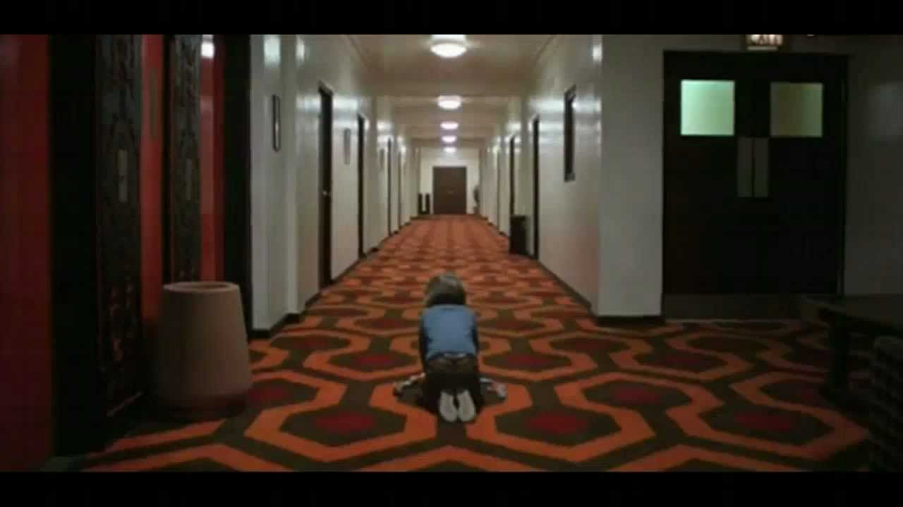 Stanley Kubrick S One Point Perspective Youtube