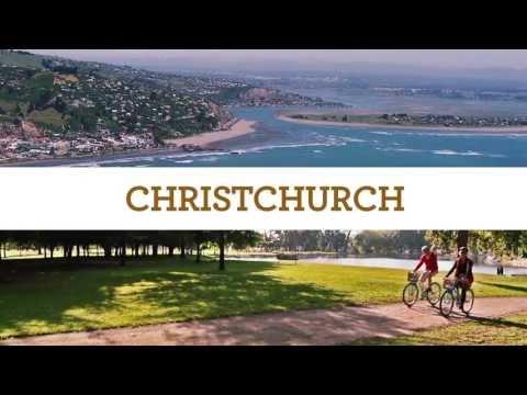 Christchurch & Canterbury Convention Bureau - Conferences & Incentives