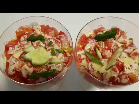 Салат с Красной Рыбой: вкусный рецепт приготовления на Новый 2018 год