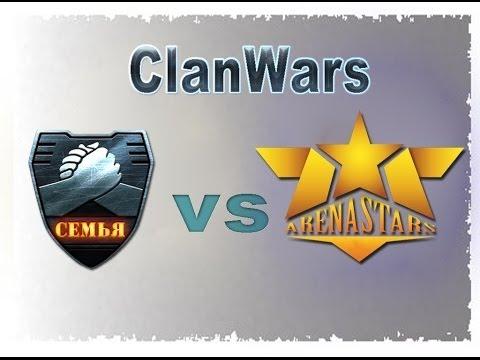 [КВ WarFace] АренаСтарс vs Семья