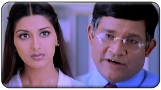 Tanikella Bharani & Sonali Conversation Sentiment Scene || Manmadhudu Movie