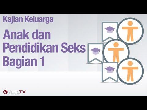 Fiqih Pendidiakan Anak: Anak dan Pendidikan Seksual Bagian 1 - Ustadz Abdullah Zaen, MA