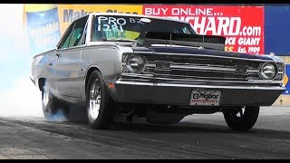 1969 Dodge Dart GT  One victim at a Time Mgrove Mopars 2017 june