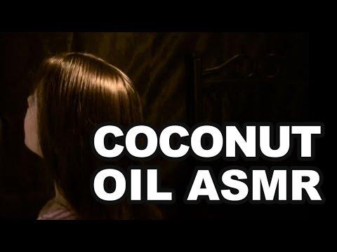 ASMR Hair Brush, Coconut Oil Tangle Teezer, Boar Bristle, Massage