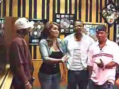 Somaya Reece's televised radio interview w Tha' Goodfellas