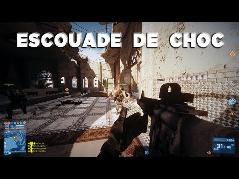 [BF3] Escouade imbattable ! - Avec Einox / Nubes / Cruxy