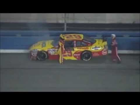 NASCAR Crash Compilation: Kevin Harvick
