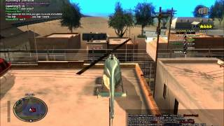 GTA SA-MP Military Mods [2013]