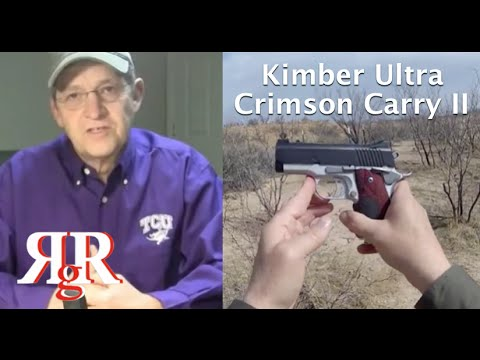 Kimber Ultra Crimson Carry II Review