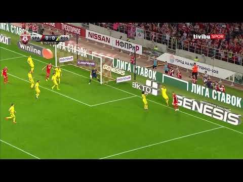 Rusya Ligi 29. Hafta | Spartak Moskova 2-0 Rostov Maç Özeti