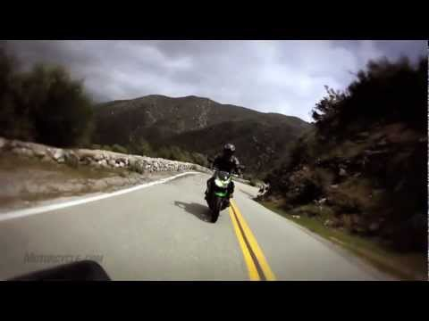 2011 Streetfighter Motorcycle Shootout - Honda CB1000R vs. Kawasaki Z1000 vs. Triumph Speed Triple