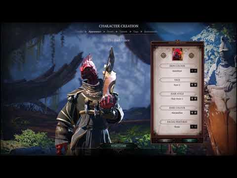 Divinity: Original Sin 2 - Races and How to Make a Build