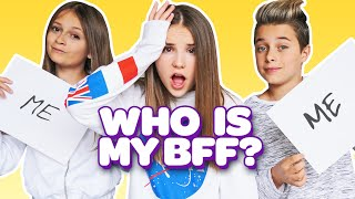 WHO KNOWS ME BETTER? My BOYFRIEND vs BFF **FUNNY Challenge**💕🤷🏼‍♀️| Piper Rockelle