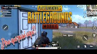 #PUBG Mobil / 11 kills? PlayerUnknow's Battlegrounds Mobile