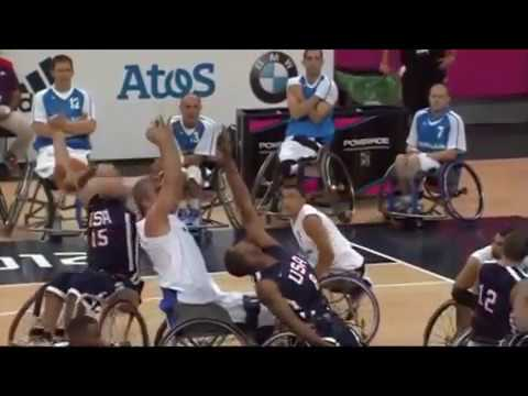 best of wheelchair basketball paralympics london 2012 vol I