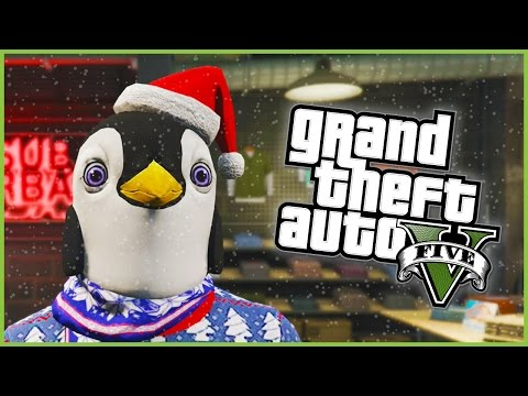 GTA 5 DLC - Christmas DLC 2014 Overview! Patch 1.19 New Weapons, Vehicles & More! (GTA 5 Gameplay)