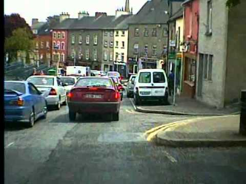 Enniscorthy Town, Co. Wexford, Ireland