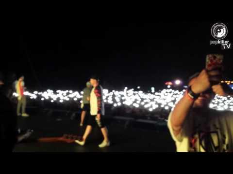 Pezet - Ukryty W Mieście Krzyk (Live @Polish Hip-Hop TV Festival 2016, Płock) [Popkiller.pl]