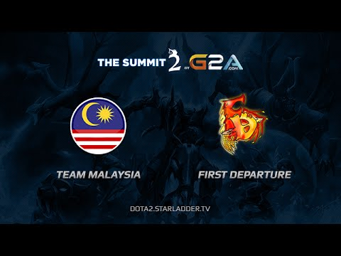 Team Malaysia vs FD, The Summit 2 SEA Play off, WB Semifinal, Game 2
