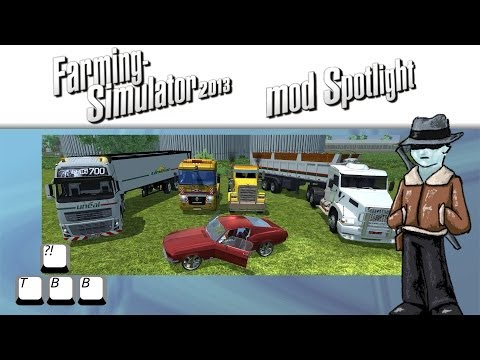 Farming Simulator 2013 Mod Spotlight - S5E26 - Mustang Sally