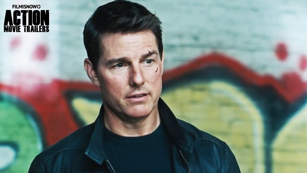 Jack Reacher: Never Go Back | Go behind the scenes of the action movie