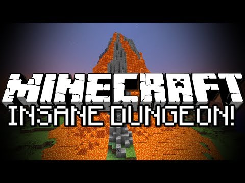 MINECRAFT INSANE DUNGEON! (HD)