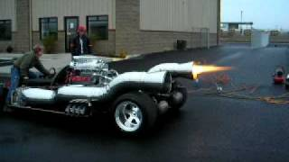 "MADDOXJETS.COM ""CRAZYEST JET CAR EVER"
