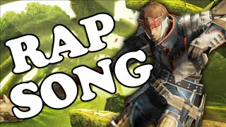 MONSTER HUNTER 4 ULTIMATE RAP SONG!