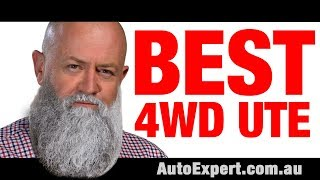 Best 4WD ute to buy in 2019 | Auto Expert John Cadogan