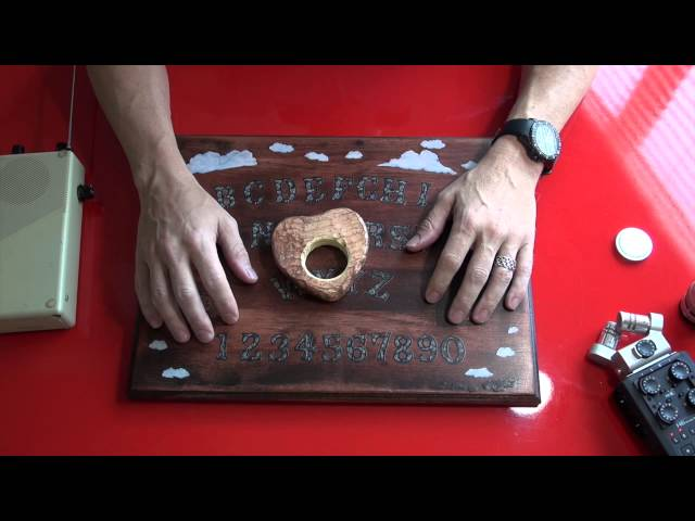 The Ouija Demon and Possession Myth - Fact vs Fiction vs Spirit Box