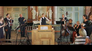 Alleluja (J.S.Bach) - Aksel Rykkvin (treble) - Mark Bennett (trumpet) - Lars N. Birkeland (organ)