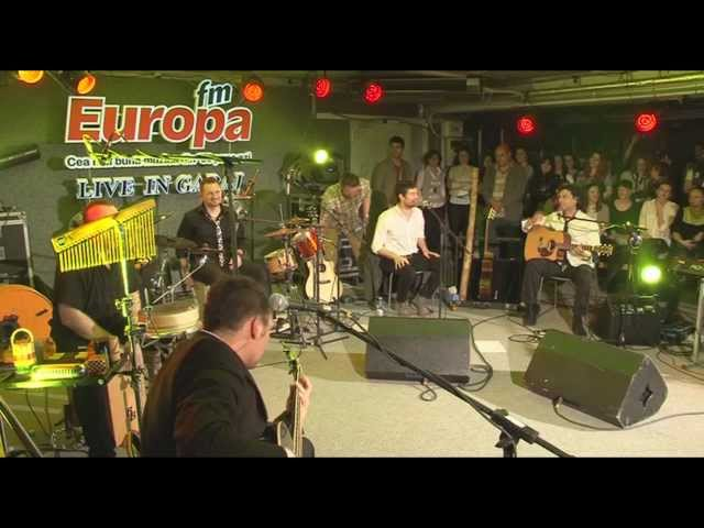 Vama Acoustic - Vara asta LIVE in Garajul Europa FM