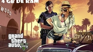 Grand Theft Auto V - GTA 5 - Intel HD Graphics 3000