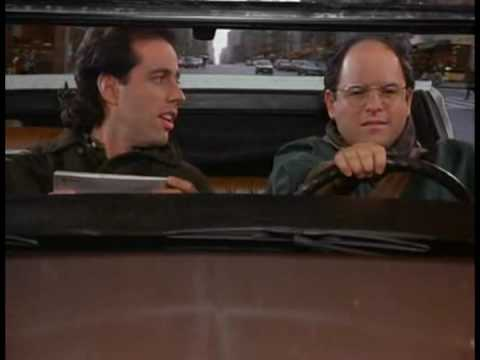 Seinfeld - John Voight's Car