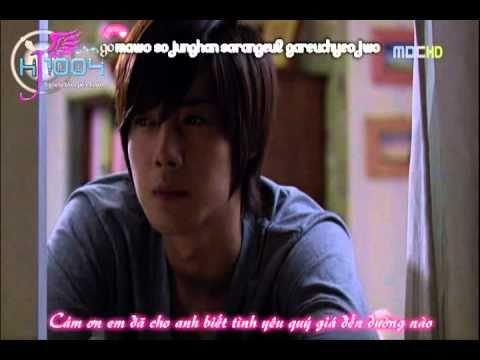 [Vietsub + kara ] One more time- Hyun Joong