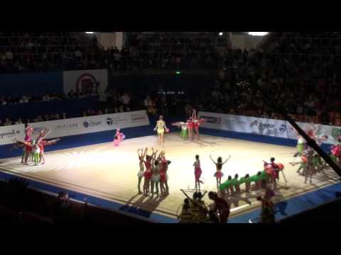 Гран-При 2013, Гала, художественная гимнастика, 7