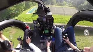 MD 500E Flying