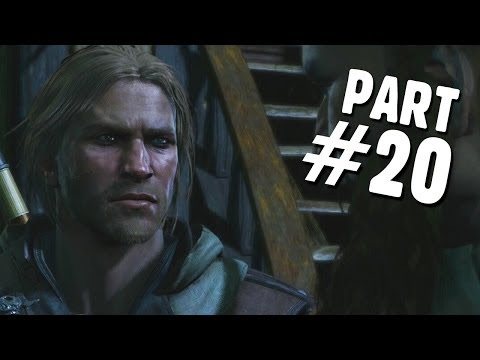 Assassin's Creed 4 Black Flag Walkthrough Part 20 - The Seige of Charles Towne - AC4 Let's Play