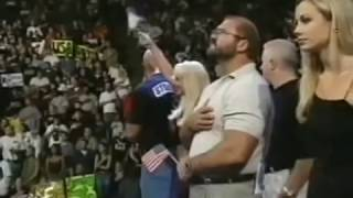 SmackDown! 9/13/01 - Intro, Opening Credits, & the Star Spangled Banner