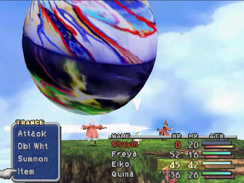 Final Fantasy 9 - LLG / Low Level - Part 38 (Sidequest: Ozma)