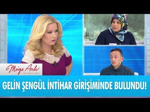 Gelin Şengül intihar girişiminde bulundu! - Müge Anlı İle Tatlı Sert 13 Aralık 2017