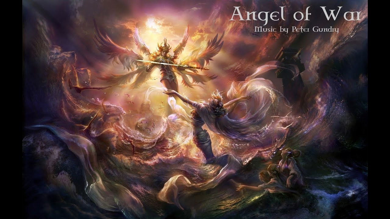 Epic Battle Music Angel Of War Powerful Choral YouTube