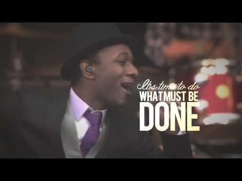Aloe Blacc - The Man (Official Lyric Video)